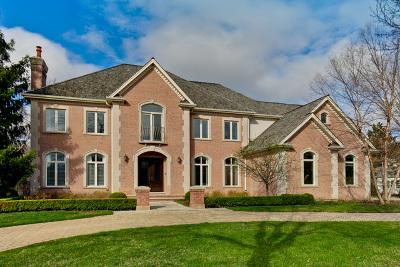 Lake Forest Single Family Home New: 570 Hunter Lane