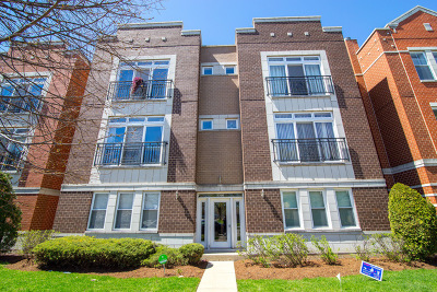 Condo/Townhouse For Sale: 2200 North Natchez Avenue #3S