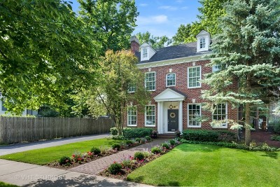 Winnetka Single Family Home New: 978 Cherry Street