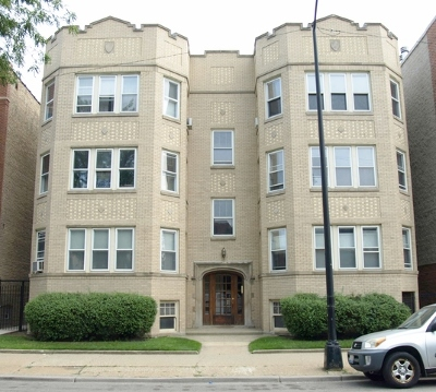 Condo/Townhouse New: 2425 North Foster Avenue #3E