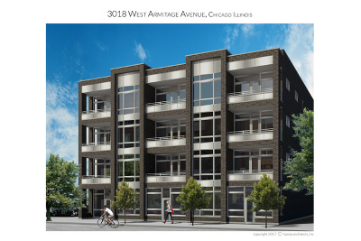 Condo/Townhouse New: 3024 West Armitage Avenue #5