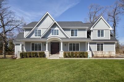 Single Family Home Price Change: 1436 Kenilworth Lane