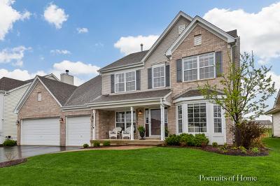 Geneva Single Family Home For Sale: 0n473 King Drive