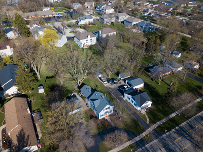 Palatine Residential Lots & Land New: 632 South Plum Grove Road