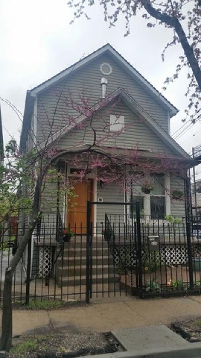 Single Family Home New: 2760 West Saint Mary Street