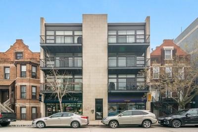 Condo/Townhouse New: 2033 North Damen Avenue #3S