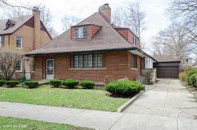 Chicago Single Family Home New: 6586 North Hiawatha Avenue