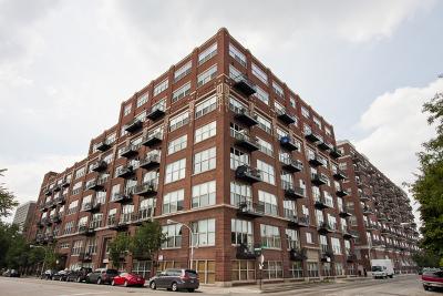 Chicago Condo/Townhouse New: 1500 West Monroe Avenue #514