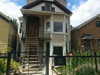 Chicago Multi Family Home New: 822 South Bell Avenue