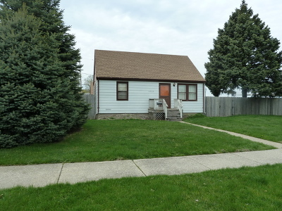 Chicago Single Family Home New: 4748 South Long Avenue