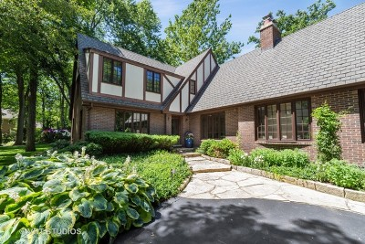Lake Forest Single Family Home For Sale: 2400 West Old Mill Road