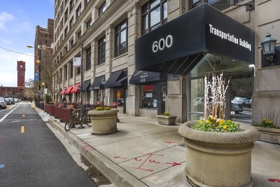 Condo/Townhouse New: 600 South Dearborn Street #1314