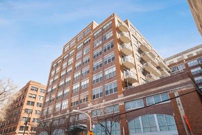 Chicago Condo/Townhouse New: 933 West Van Buren Street #522