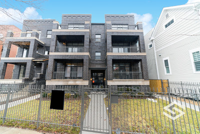 Chicago Condo/Townhouse New: 4114 South Vincennes Avenue #3N