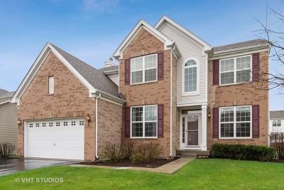 Gilberts Single Family Home Price Change: 150 Charleston Lane