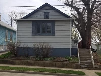 Elgin Single Family Home New: 475 Park Street