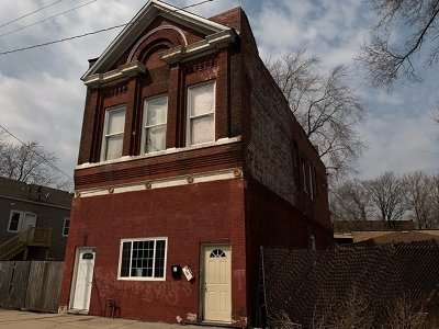 Chicago Multi Family Home New: 396 East Kensington Avenue