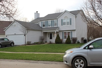 Romeoville Single Family Home New: 1980 Wedgeport Circle