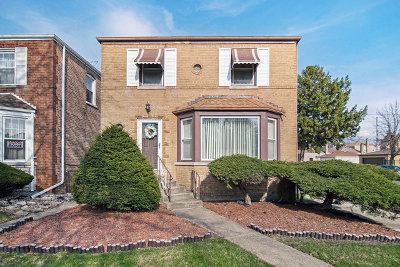 Chicago IL Single Family Home New: $149,900