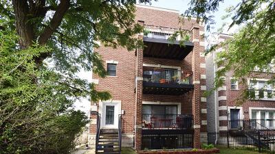 Chicago Condo/Townhouse New: 6956 North Ridge Boulevard #1