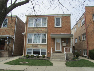 Chicago Multi Family Home New: 7730 West Addison Street