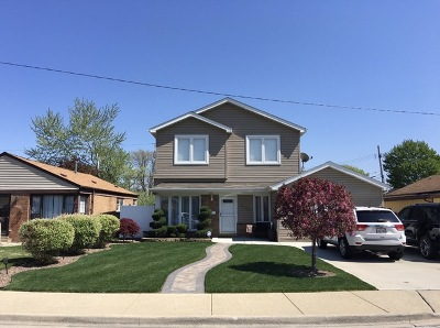 Chicago IL Single Family Home New: $274,900