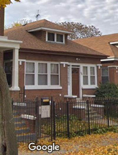 Chicago Single Family Home New: 1630 North Keating Avenue