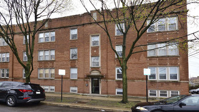 Chicago Condo/Townhouse New: 2945 West Rosemont Avenue #1W
