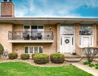 Orland Park Condo/Townhouse New: 17855 Maine Court