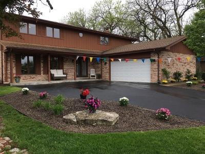 Orland Park Single Family Home New: 8551 Wheeler Drive