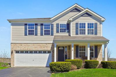 Montgomery Single Family Home New: 3118 Fairfield Way