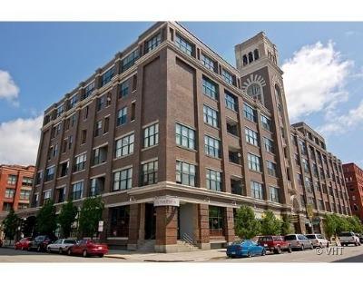 Condo/Townhouse New: 1000 West Washington Boulevard #502