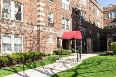 La Grange Condo/Townhouse Contingent: 65 East Harris Avenue #1A
