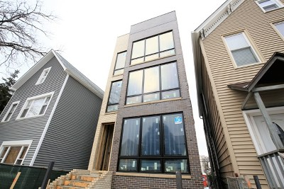 Condo/Townhouse New: 2430 West Moffat Street #2