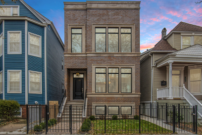Single Family Home New: 1840 West Barry Avenue