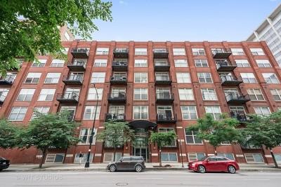 Condo/Townhouse New: 420 South Clinton Street #518