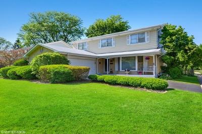 Glenview Single Family Home New: 2824 Knollwood Lane