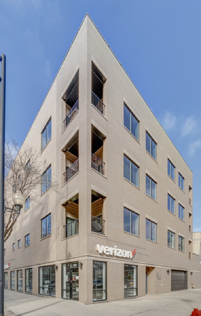 Condo/Townhouse New: 6 North Throop Street #3N