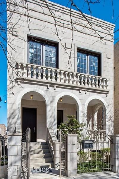 Single Family Home New: 1619 North Paulina Street