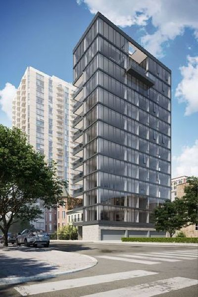 Condo/Townhouse New: 56 West Huron Street #4