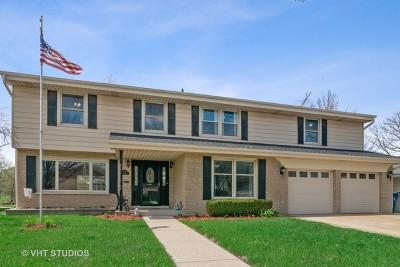Elmhurst Single Family Home Price Change: 788 South Stuart Avenue