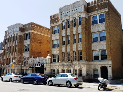 Condo/Townhouse New: 4240 North Clarendon Avenue #309S