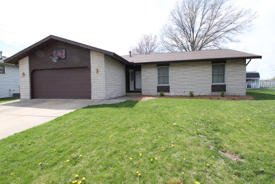 Single Family Home For Sale: 103 Sheringham Drive