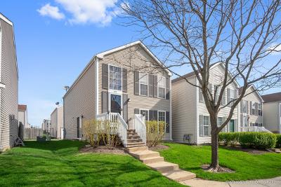 Aurora Single Family Home New: 897 Four Seasons Boulevard