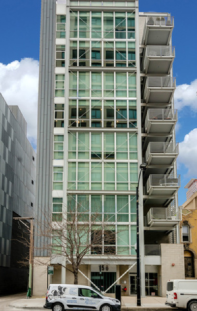 Condo/Townhouse New: 156 West Superior Street #601
