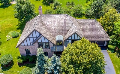 Burr Ridge Single Family Home New: 505 Kenmare Drive