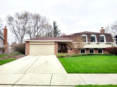 Wheaton Single Family Home New: 1582 Briarcliffe Boulevard