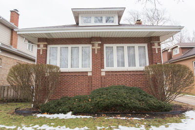 Chicago IL Single Family Home New: $309,000