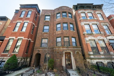 Multi Family Home New: 453 West Webster Avenue