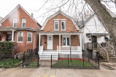 Chicago IL Single Family Home New: $129,800